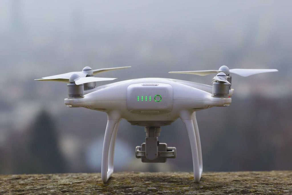 Hoe bestuur je een drone?