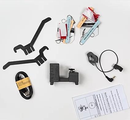 drone dropper systeem onderdelen