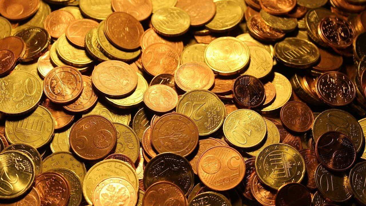 berg euromunten