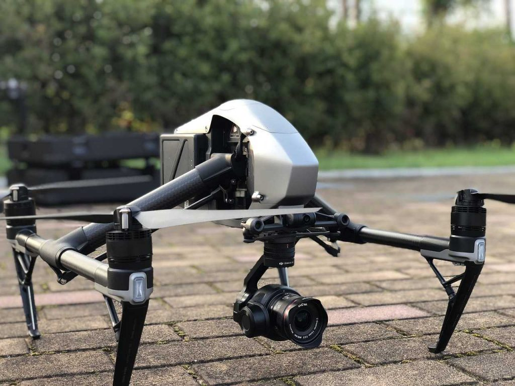 Waarom worden drones gebruikt?