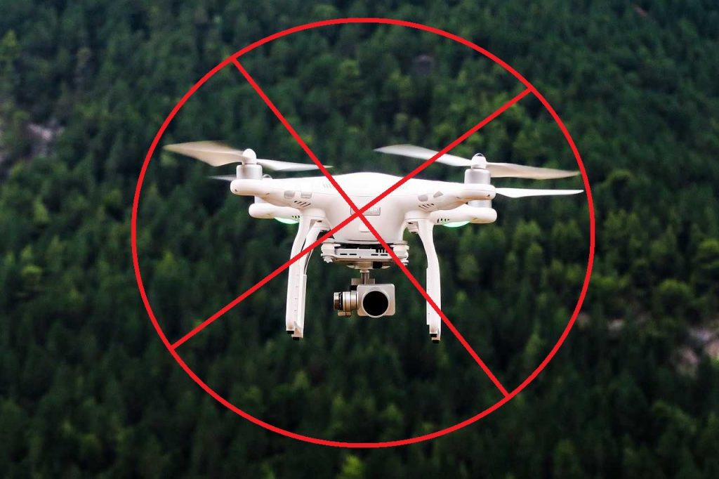 Waarom zijn drones gevaarlijk?