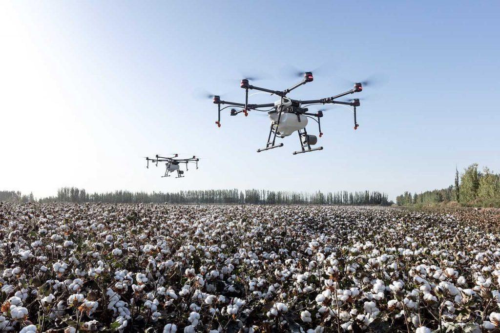 Waarvoor worden drones gebruikt?