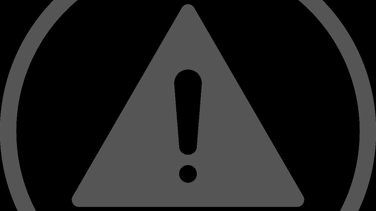 gevaar teken waarschuwing tekening