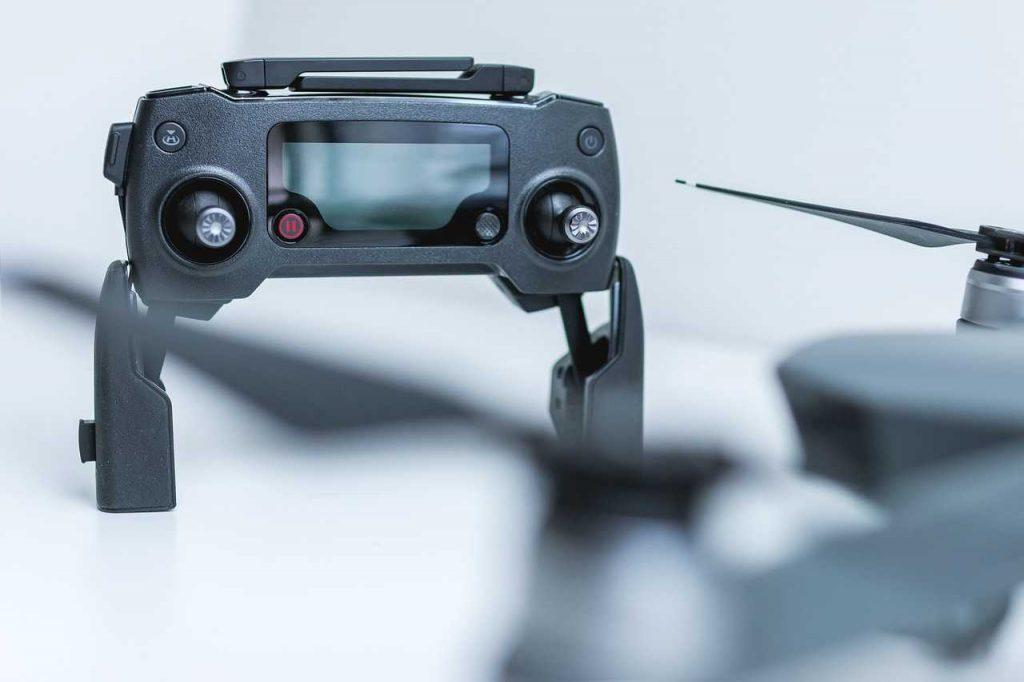 mavic 2 Pro controller zwart