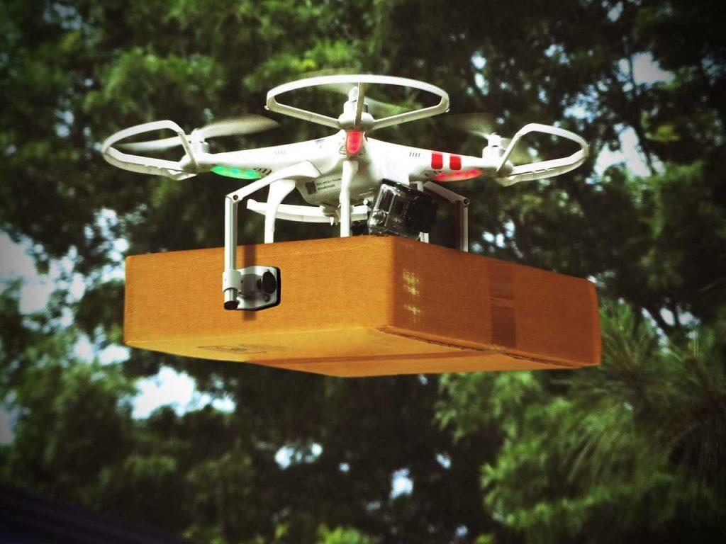 Wat is een drone-aanval?