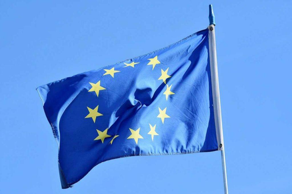 EU vlag europa