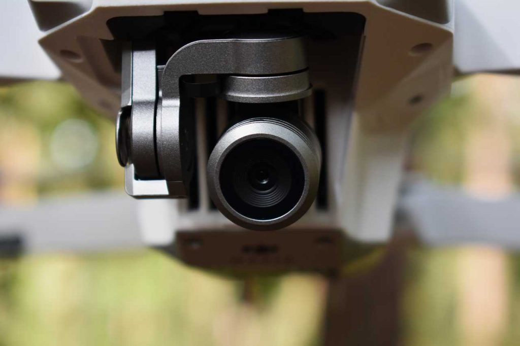 Mavic 2 Zoom camera Privacy