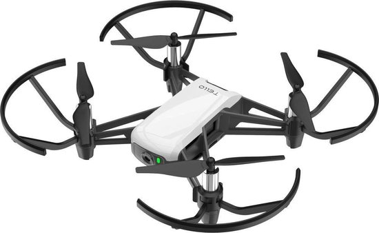 Ryze tello drone van DJI wit