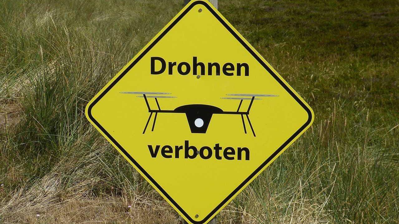 Waar mag je drone vliegen?