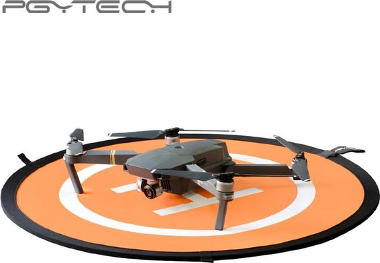 landingpad oranje drone