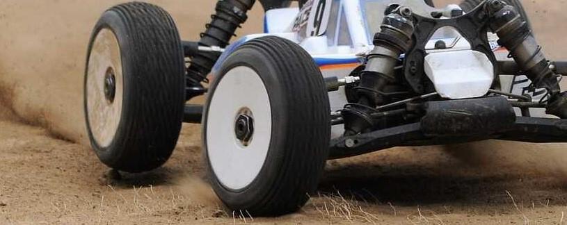 RC auto offroad nitro motor 1