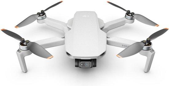DJI Mini 2 de beste drones voor op reis