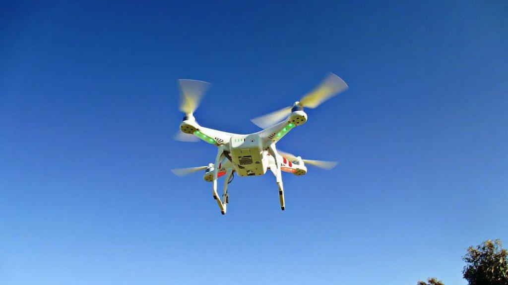 DJI Phantom 2 drone zonder camera 1 e1616275930163