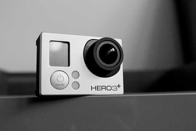 GoPro hero 3+ zilver beste instellingen