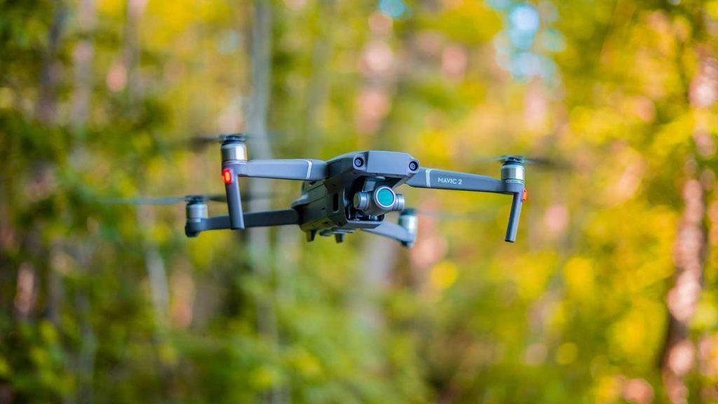 Mavic 2 Zoom drone voor buiten
