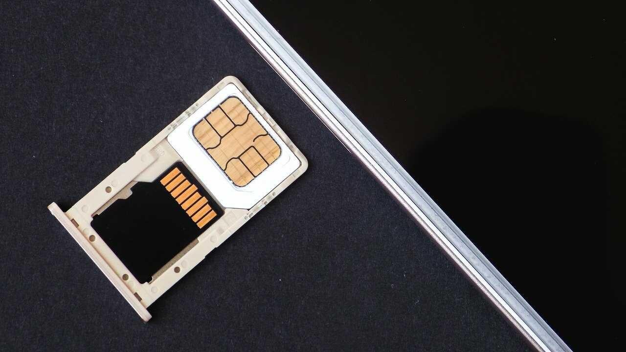 SD-kaart telefoon kapot geheugenkaart