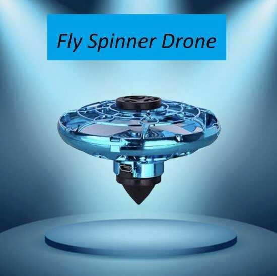 B-Joy Spinner drone voor een kind