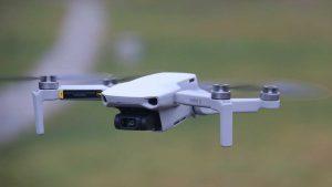 DJI mini drone onder 250 gram
