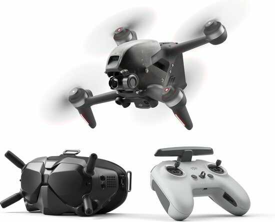 dji fpv drone voor racen optimized