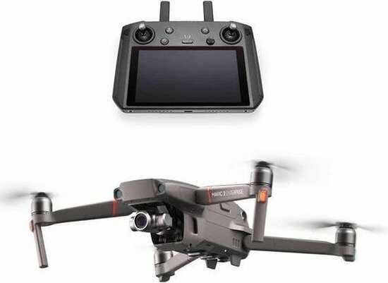 DJI Mavic 2 Enterprise drone om vogels te verjagen