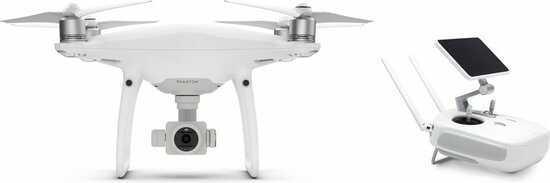 DJI Phantom 4 professional V2.0 drone voor het vissen