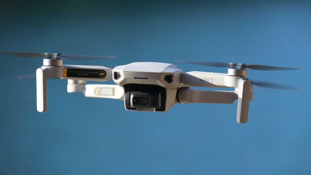 DJI Mini 2 drone voor beginners