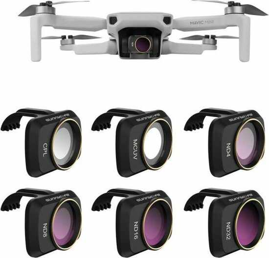 drone nd filter set voor beter beeld optimized