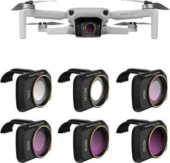 drone nd filter set voor beter beeld optimized
