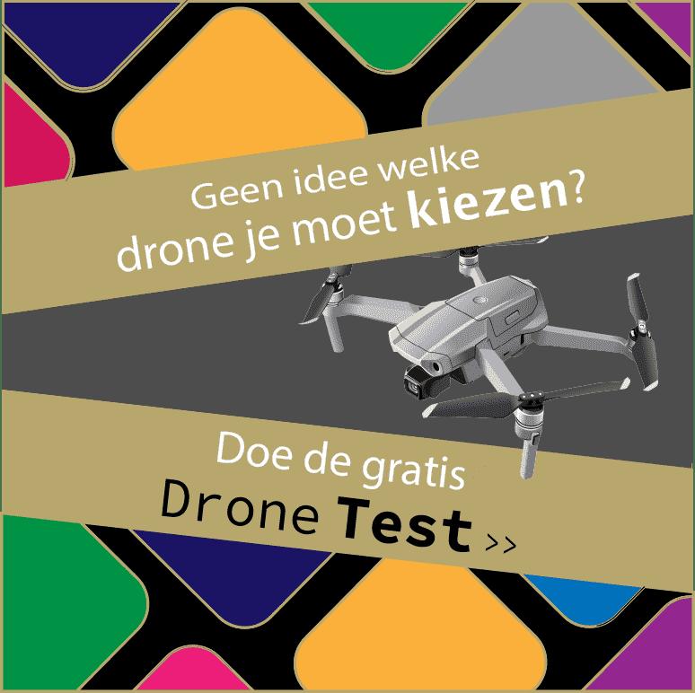 drone test hoe kies je een drone advies hulpmiddel
