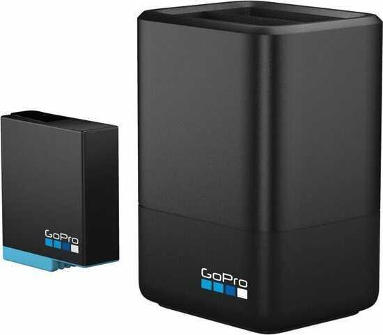 gopro dual oplader batterijen tegelijk opladen optimized