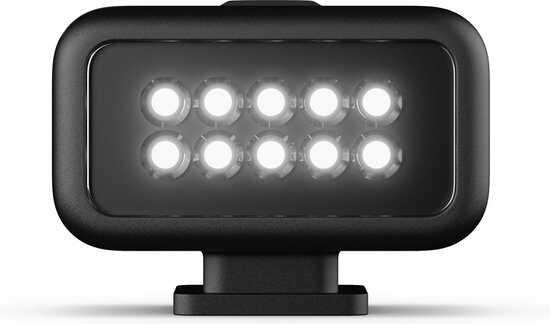 GoPro lichten voor onderwater