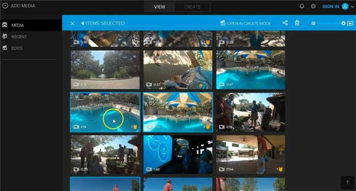gopro quik app video bewerken 2 optimized