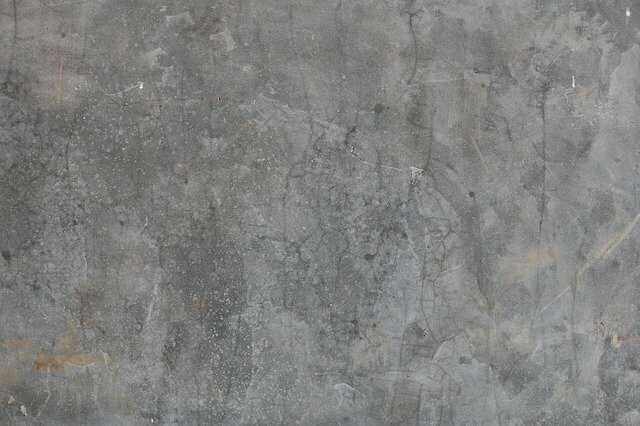 grijze muur voor projectie van een beamer