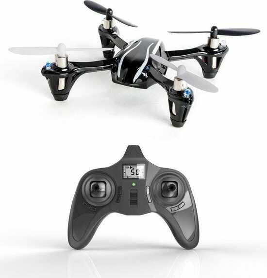 Hubsan Micro X4 H107L drone zonder camera