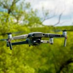 mavic 2 pro drone in bos