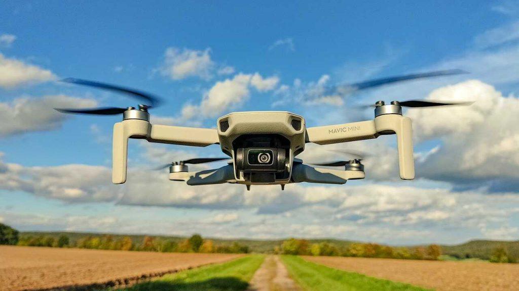 mavic mini drone onder de 500 euro