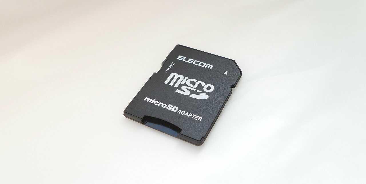 micro SD kaart witte achtergrond werkt niet
