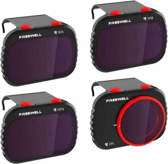 ND en PL filters voor DJI Mavic Mini drone