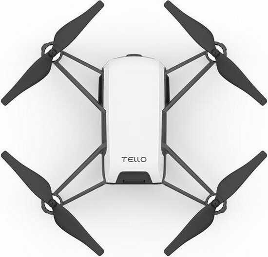 ryze tello dji drone voor op reis
