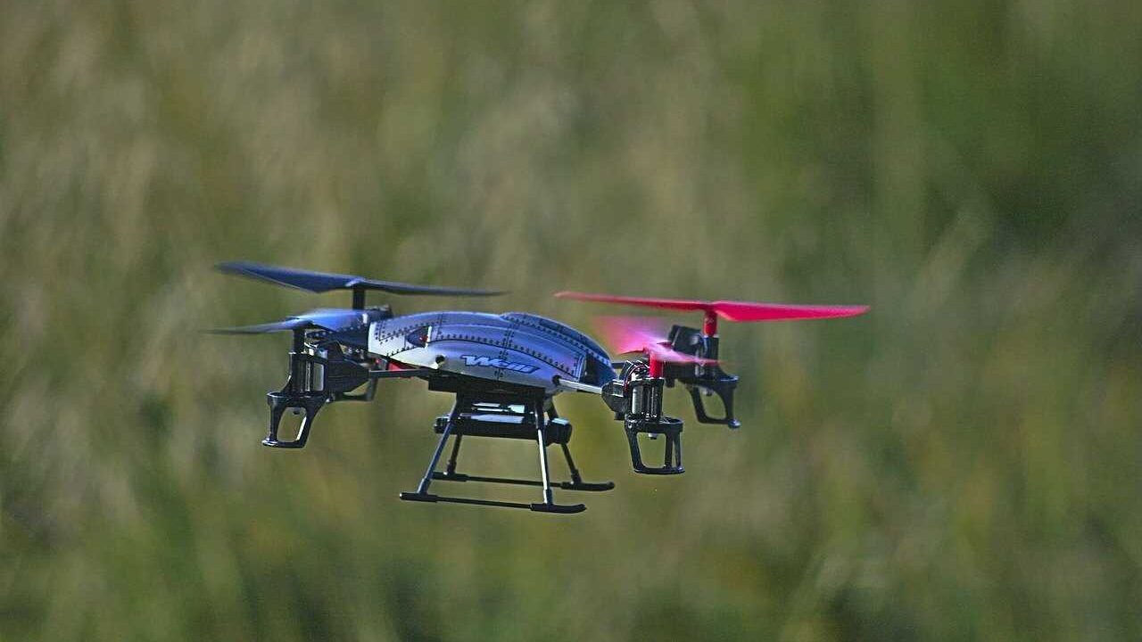 speelgoeddrone voor kinderen vliegen