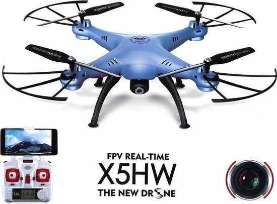 Syma X5HW drone voor beginners