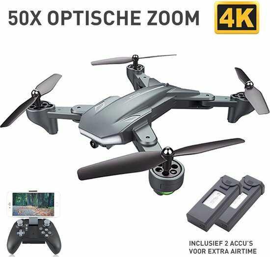 Visuo Battleshark drone onder de 200 euro