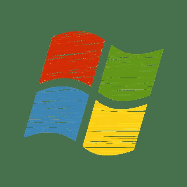 windows-logo-tekening