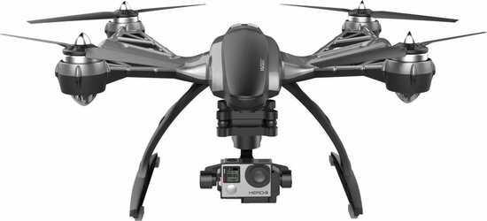 Yuneec Q500 Typhoon drone voor gopro