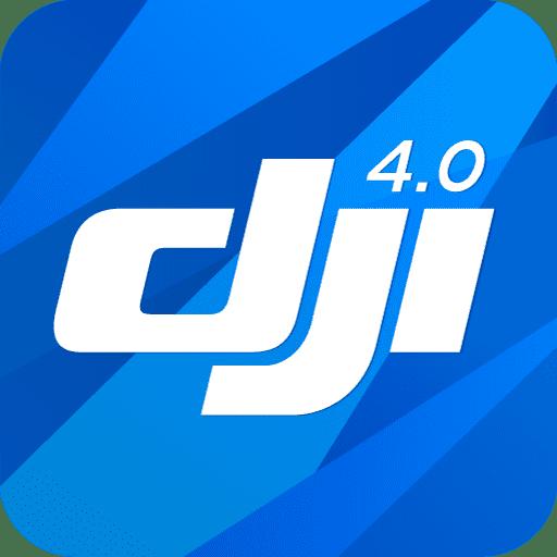 dji 4.0 drone app logo