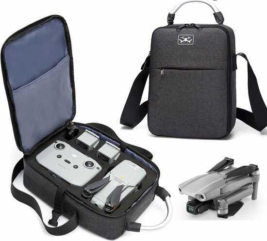 DJI Mavic Air 2 drone opbergtas koffer voor in vliegtuig
