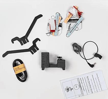 drone gereedschap voor dropsysteem optimized
