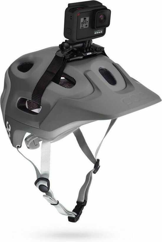 gopro vented helmet strap mount optimized