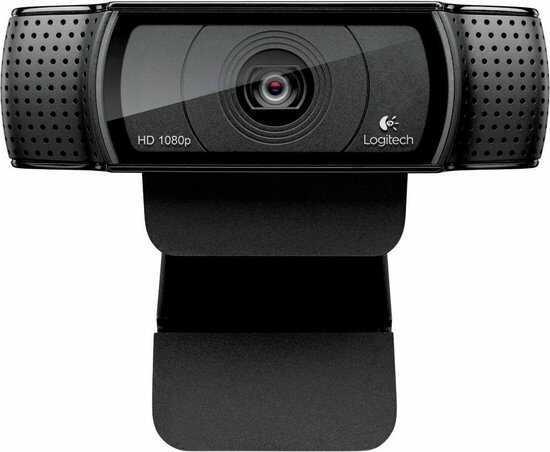 logitech c920 hd pro webcam optimized