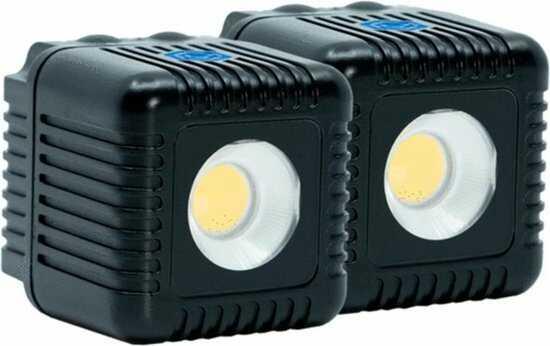lume cube verlichting voor drone in donker